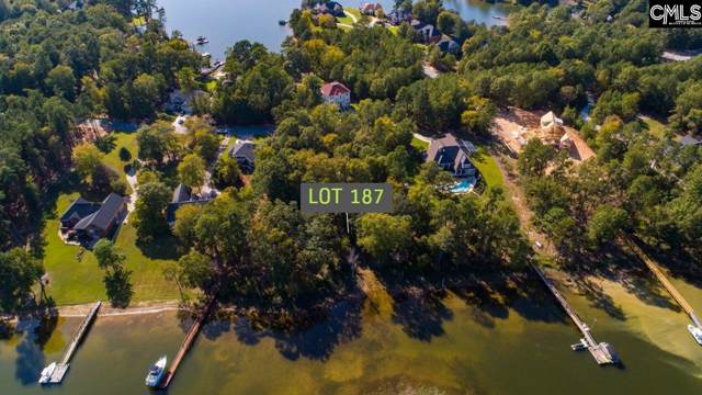 Lot 187 Peninsula Drive, Prosperity, SC 29127 (MLS #480547) :: EXIT Real Estate Consultants