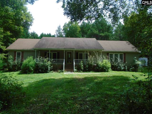 119 Stephanee Lane, Ridgeway, SC 29016 (MLS #480565) :: Loveless & Yarborough Real Estate