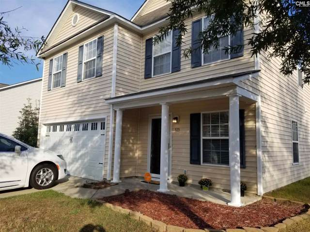 513 Silver Spoon Lane, Elgin, SC 29045 (MLS #480822) :: Loveless & Yarborough Real Estate
