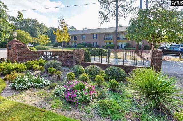 5516 Lakeshore Drive A107, Columbia, SC 29206 (MLS #480876) :: Home Advantage Realty, LLC