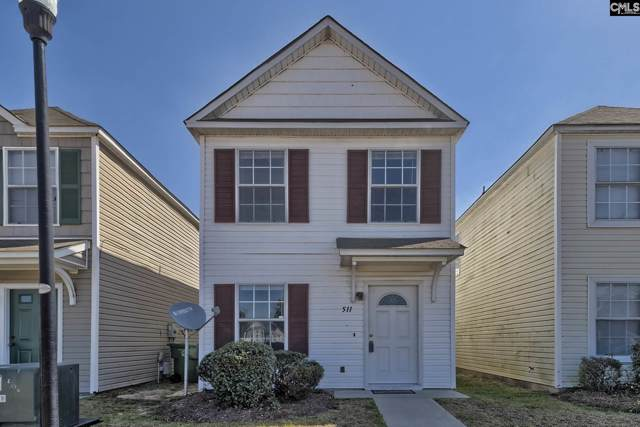 511 Summit Terrace Court, Columbia, SC 29229 (MLS #480897) :: Loveless & Yarborough Real Estate