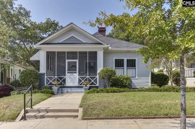 919 Maple Street, Columbia, SC 29205 (MLS #481000) :: EXIT Real Estate Consultants