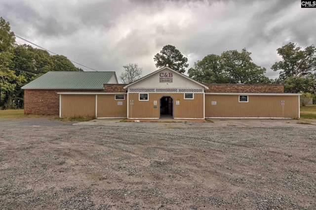 7480 State Hwy 34 E Highway, Ridgeway, SC 29130 (MLS #481270) :: Loveless & Yarborough Real Estate