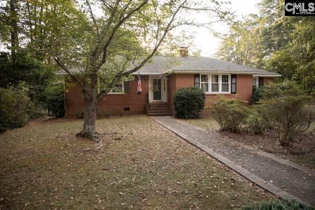 5423 Sylvan Drive, Columbia, SC 29206 (MLS #481323) :: Loveless & Yarborough Real Estate