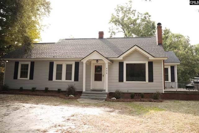 408 W Columbia Avenue, Batesburg, SC 29006 (MLS #481348) :: EXIT Real Estate Consultants