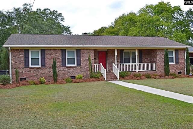 331 Bates Street, Batesburg, SC 29006 (MLS #481527) :: EXIT Real Estate Consultants