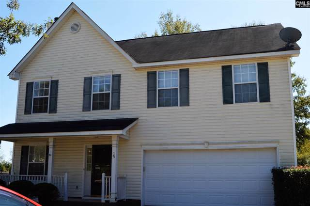15 New Stock Court, Hopkins, SC 29061 (MLS #481589) :: EXIT Real Estate Consultants
