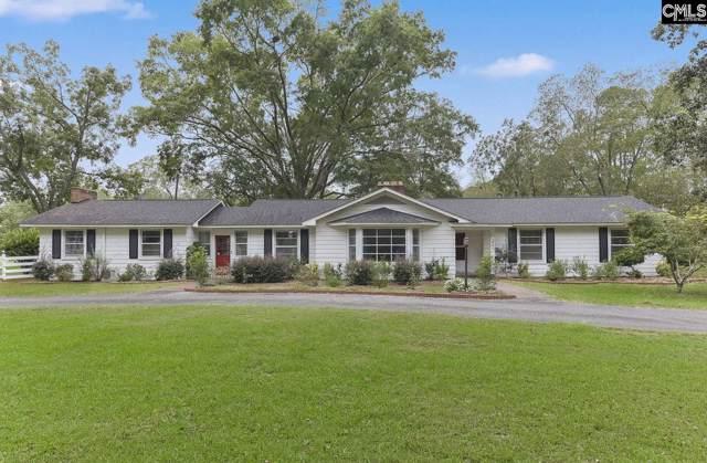 431 N Lee Street, Leesville, SC 29070 (MLS #481605) :: EXIT Real Estate Consultants