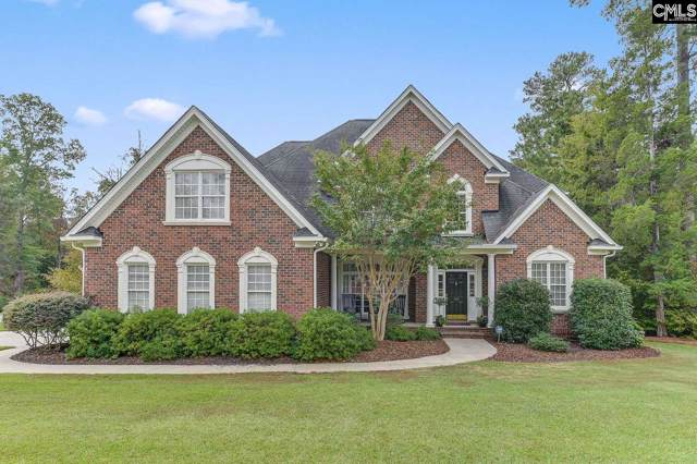 102 Cedar View Drive, Irmo, SC 29063 (MLS #481639) :: Loveless & Yarborough Real Estate