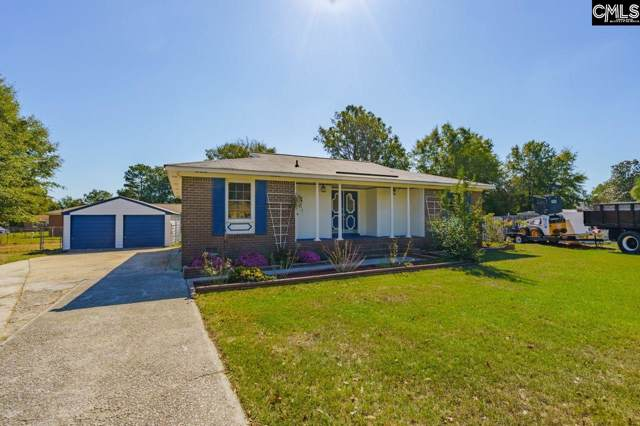805 Mark Anthony Court, West Columbia, SC 29170 (MLS #481652) :: The Olivia Cooley Group at Keller Williams Realty
