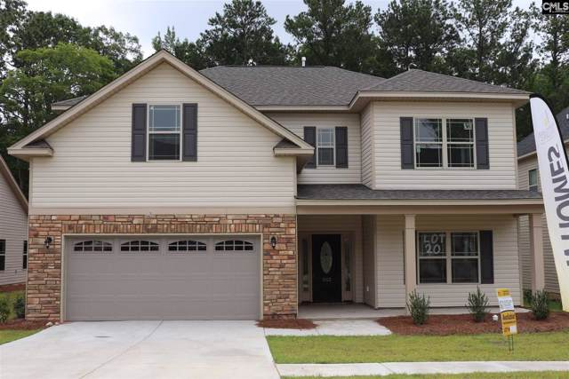 352 Glen Dornoch Way, Blythewood, SC 29016 (MLS #481658) :: The Olivia Cooley Group at Keller Williams Realty