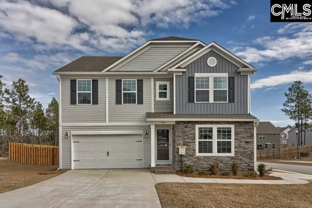 153 Drummond Way, Lexington, SC 29072 (MLS #481753) :: The Olivia Cooley Group at Keller Williams Realty