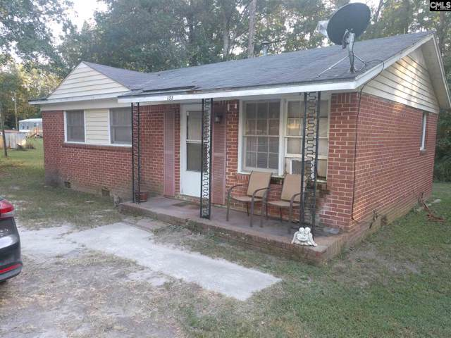 133 Kinard Road, Newberry, SC 29108 (MLS #481767) :: Loveless & Yarborough Real Estate