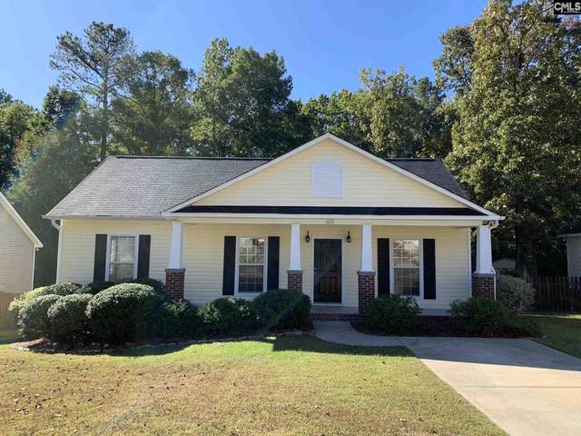 611 Beech Branch Drive, Irmo, SC 29063 (MLS #481794) :: EXIT Real Estate Consultants