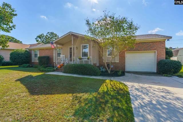 119 Springfield Drive, West Columbia, SC 29169 (MLS #481829) :: Loveless & Yarborough Real Estate