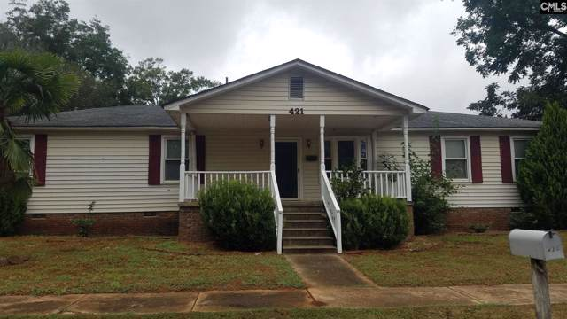 421 Crosson Street, Newberry, SC 29108 (MLS #481985) :: Loveless & Yarborough Real Estate