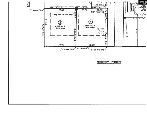 1414 Shirley Street, Columbia, SC 29205 (MLS #481988) :: The Neighborhood Company at Keller Williams Palmetto