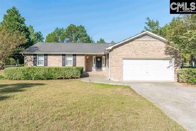 306 Vanderbilt Road, Lexington, SC 29072 (MLS #481994) :: Loveless & Yarborough Real Estate