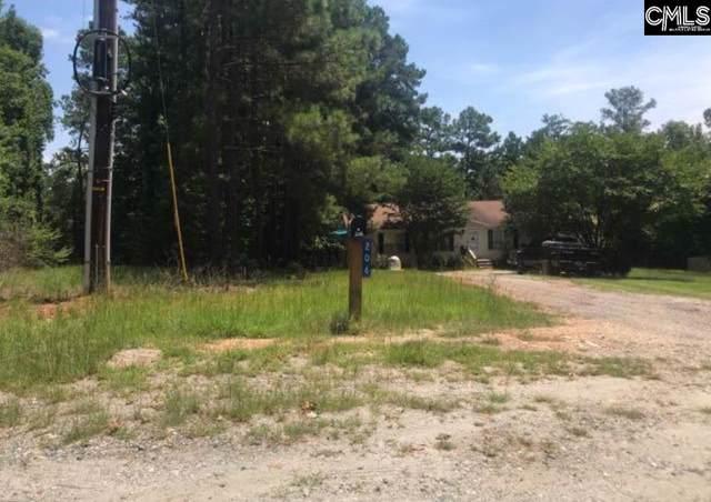 206 Saluda Bluff Road 1, Batesburg, SC 29006 (MLS #481997) :: Loveless & Yarborough Real Estate