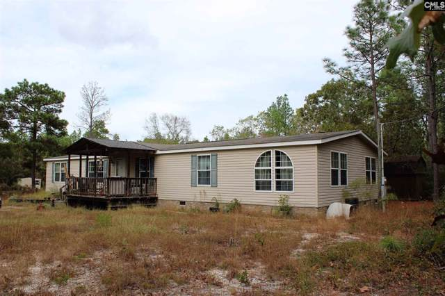 767 Goldie Road, Leesville, SC 29070 (MLS #482003) :: Loveless & Yarborough Real Estate