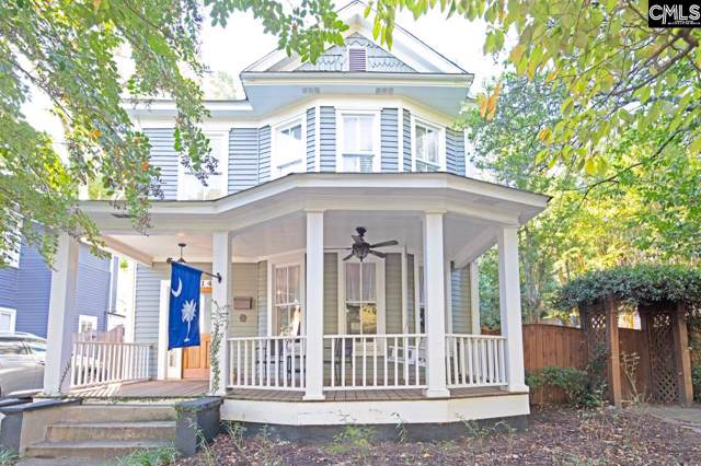 914 Chester Street, Columbia, SC 29201 (MLS #482031) :: Loveless & Yarborough Real Estate