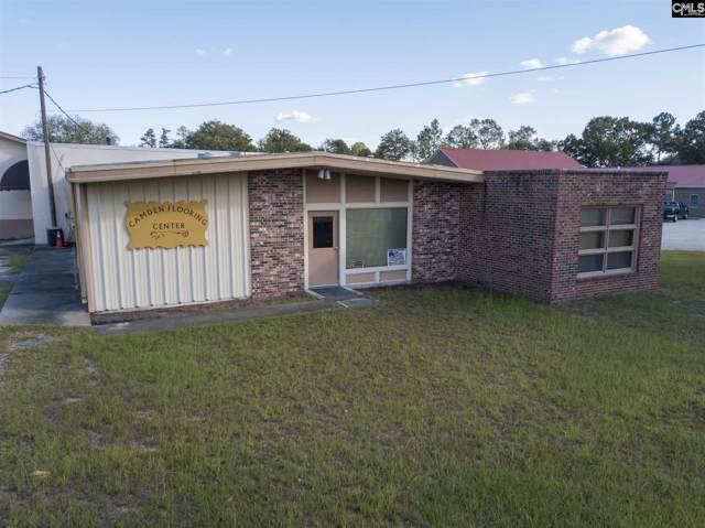 2296 Jefferson Davis Highway, Camden, SC 29020 (MLS #482077) :: EXIT Real Estate Consultants
