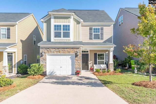 224 Hawkins Creek Road, Blythewood, SC 29016 (MLS #482259) :: NextHome Specialists