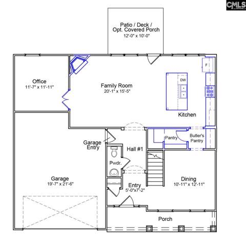 450 Stillwater Lane, Elgin, SC 29045 (MLS #482475) :: EXIT Real Estate Consultants