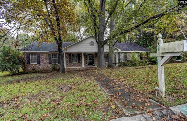 501 Kettering Drive, Columbia, SC 29210 (MLS #482740) :: The Olivia Cooley Group at Keller Williams Realty