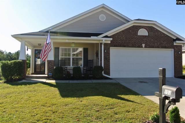 103 Bending Oak Ct, Lexington, SC 29073 (MLS #482766) :: Loveless & Yarborough Real Estate