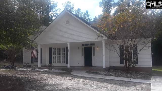 249 Precipice Road, Camden, SC 29020 (MLS #482916) :: EXIT Real Estate Consultants
