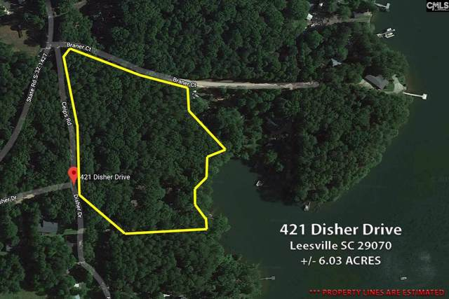 421 Disher Drive, Leesville, SC 29070 (MLS #482957) :: The Meade Team