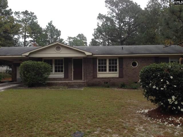 505 Old Orangeburg Road, Lexington, SC 29073 (MLS #483042) :: EXIT Real Estate Consultants