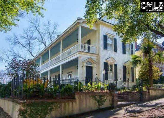 1938 College Street, Columbia, SC 29201 (MLS #483046) :: Loveless & Yarborough Real Estate