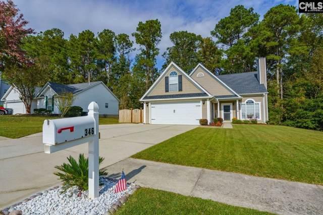 346 Farmhouse Loop, Lexington, SC 29072 (MLS #483089) :: Loveless & Yarborough Real Estate