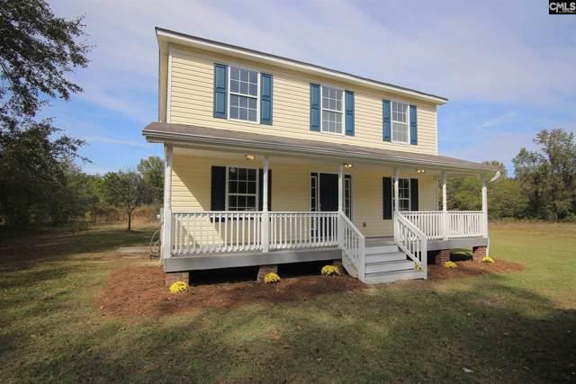 151 Guinyard Road, St. Matthews, SC 29135 (MLS #483102) :: EXIT Real Estate Consultants