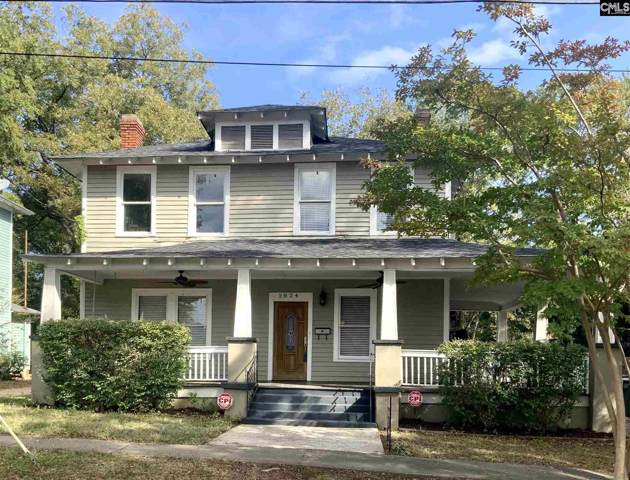 2824 Clark Street, Columbia, SC 29201 (MLS #483181) :: Loveless & Yarborough Real Estate