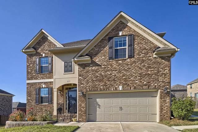 377 Thoroughbred Way, Elgin, SC 29045 (MLS #483356) :: Loveless & Yarborough Real Estate