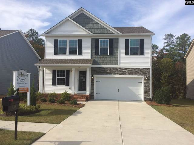 535 Teaberry (Lot 90) Drive, Columbia, SC 29229 (MLS #483363) :: NextHome Specialists