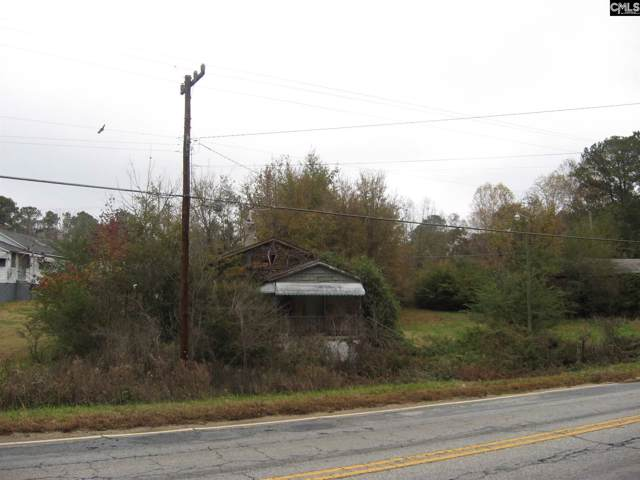1285 Church Street, Whitmire, SC 29178 (MLS #483548) :: Loveless & Yarborough Real Estate