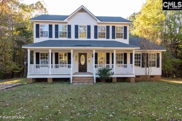 349 Riding Ridge Road, Ridgeway, SC 29130 (MLS #483696) :: EXIT Real Estate Consultants