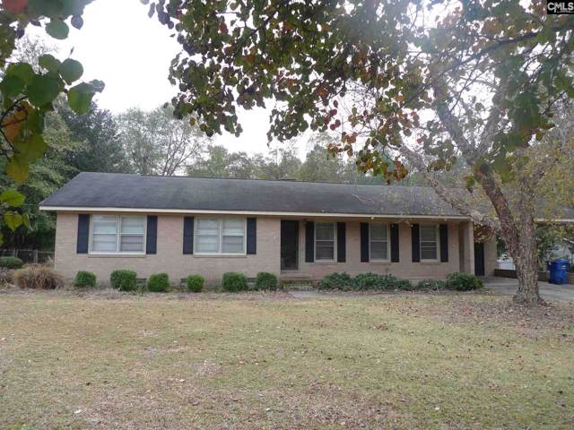 637 Hampton Drive, Orangeburg, SC 29118 (MLS #483840) :: EXIT Real Estate Consultants