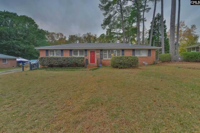 116 Forest Lane, Lexington, SC 29073 (MLS #483971) :: Loveless & Yarborough Real Estate