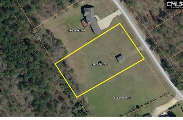 735 Cross Lane, Camden, SC 29020 (MLS #483994) :: EXIT Real Estate Consultants