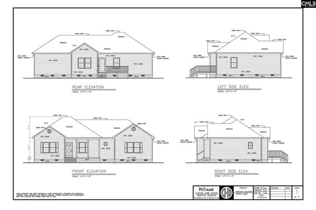 2969 Bethune Way, Orangeburg, SC 29115 (MLS #484041) :: EXIT Real Estate Consultants