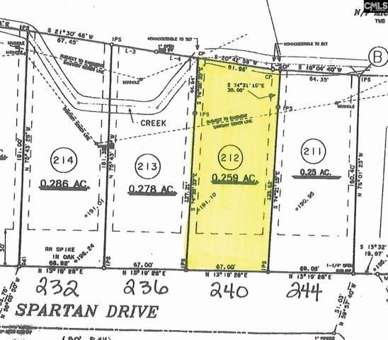 240 Spartan Drive, Columbia, SC 29212 (MLS #484237) :: EXIT Real Estate Consultants