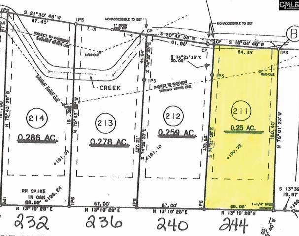 244 Spartan Drive, Columbia, SC 29212 (MLS #484238) :: EXIT Real Estate Consultants