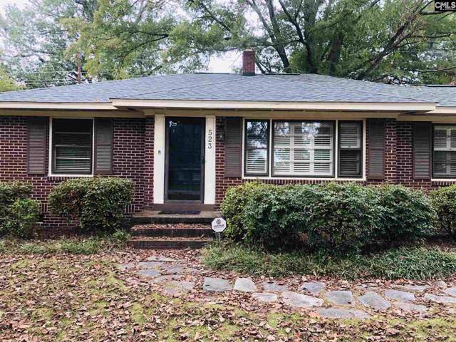 523 Byron Road, Columbia, SC 29209 (MLS #484270) :: EXIT Real Estate Consultants