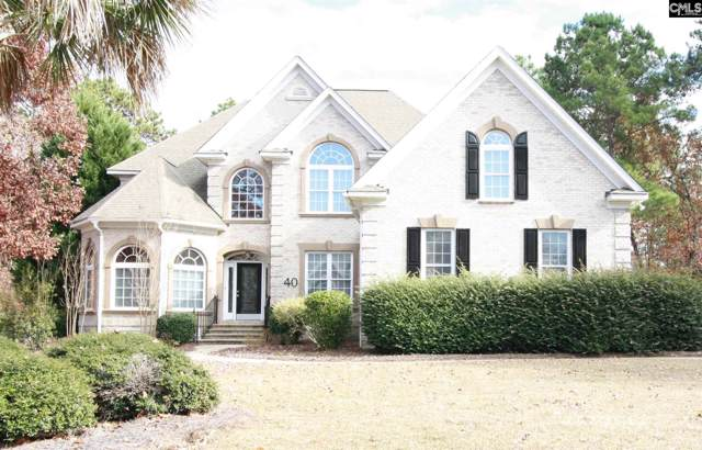 40 Ravenglass Way, Blythewood, SC 29016 (MLS #484369) :: EXIT Real Estate Consultants