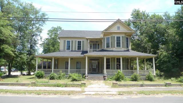62 Elm Street, Bamberg, SC 29003 (MLS #484456) :: EXIT Real Estate Consultants
